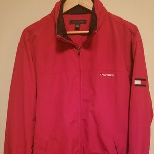 Vintage Tommy Hilfiger Jacket / Raincoat